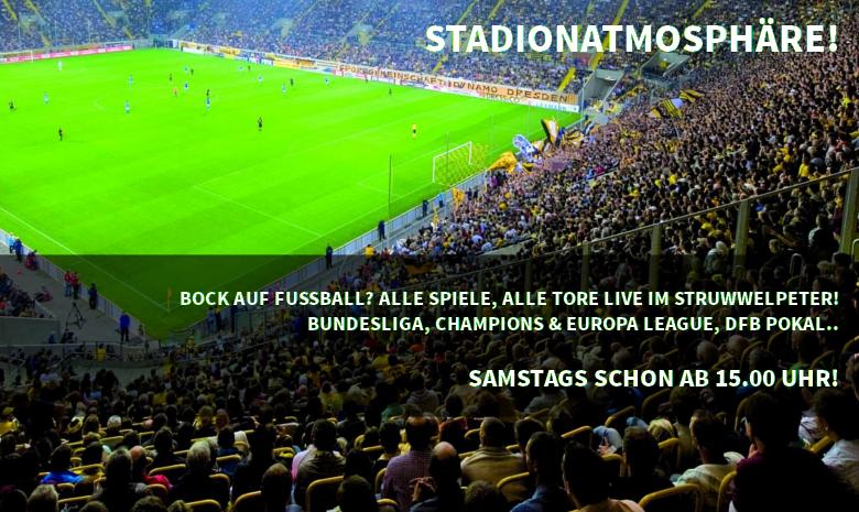 Stadionatmosphaere
